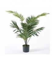Palmboom nep 90 cm groen in pot
