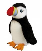 Papegaaiduiker knuffels 26 cm