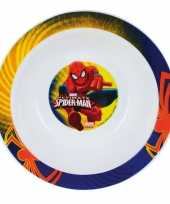 Papschaaltje spiderman 16 cm
