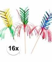 Partyprikkers gekleurd 15 cm 10114885