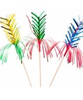 Partyprikkers gekleurd 15 cm
