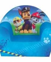 Paw patrol fauteuil voor kinderen