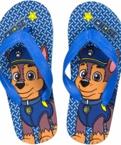 Paw patrol kinder slippers chase politiehond