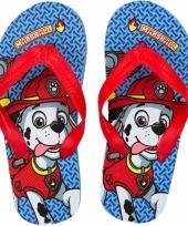 Paw patrol kinder slippers marshall