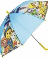 Paw patrol kleine paraplu marshall en chase voor kids