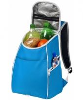 Picknick rugzak koeltas blauw