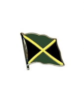 Pin speldje van jamaica