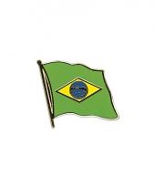 Pin speldjes van brazilie
