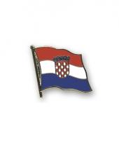 Pin speldjes van kroatie