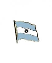 Pins speldjes van argentinie