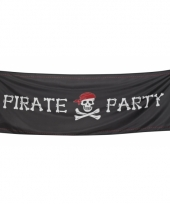 Pirate party banners 74 x 220 cm
