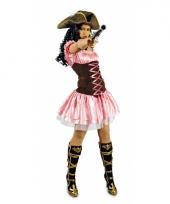 Piraten kostuum voor dames 10064254