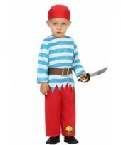 Piraten pakje voor jongens peuters