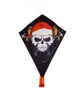 Piraten vlieger voor kinderen 50 x 70 cm