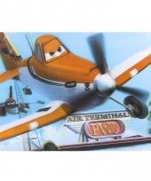 Planes 3d placemat type 1