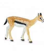 Plastic dieren afrikaanse gazelles 8 cm