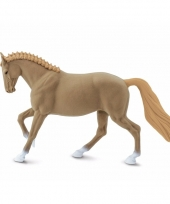 Plastic dieren paardje hannoveraan merrie 15 cm