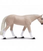 Plastic dieren quarter paardje 13 cm