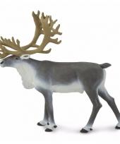 Plastic dieren rendiertje 11 cm