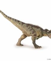 Plastic papo carnotaurus dinosaurus 19 cm