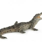Plastic papo dier baby krokodil 10 cm