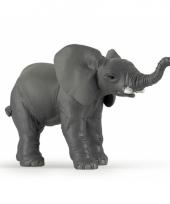 Plastic papo dier baby olifant