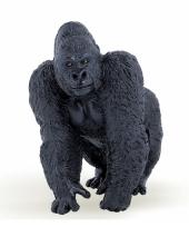 Plastic papo dier gorilla 5 cm