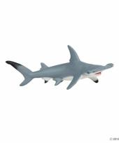 Plastic papo dier hamer haai 17 cm