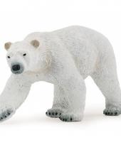 Plastic papo dier ijsbeer 14 cm