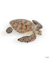Plastic papo dier karetschildpad 7 5 cm