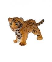 Plastic papo dier tijger welpje
