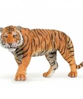 Plastic papo dier tijger
