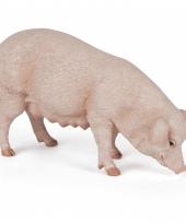 Plastic papo dier varken vrouwtje