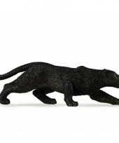 Plastic papo dier zwarte panter