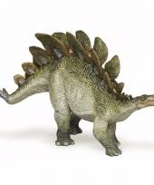 Plastic papo stegosaurus dinosaurus 22 cm