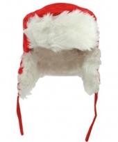 Pluche bontmutsen voor de kerst