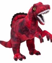 Pluche dinosaurus 23 cm