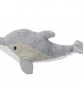 Pluche dolfijn knuffeldier 34 cm