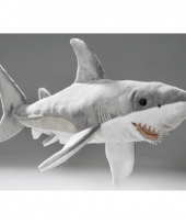 Pluche haai knuffel voor kinderen 50 cm