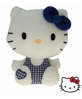 Pluche kinderknuffel hello kitty 25 cm 10058791