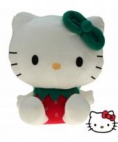 Pluche kinderknuffel hello kitty 35 cm 10058788