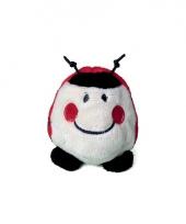 Pluche knuffel lieveheersbeestje 7 cm