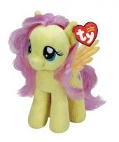 Pluche little pony flutters 15 cm