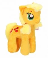Pluche little pony knuffel applejack 18 cm