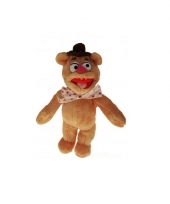 Pluche muppet knuffelbeer fozzie 10050135