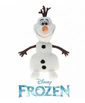 Pluche olaf de sneeuwpop knuffel 85 cm
