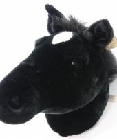 Pluche paardenhoofden