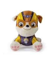 Pluche rubble paw patrol air rescue hondje 15 cm