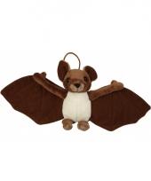 Pluche vleermuis knuffels 31 cm