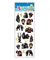 Poezie album stickers apen